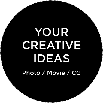 YOUR CREATIVE IDEAS