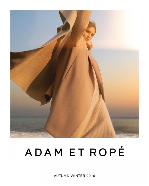 【Retoucher 石井 春奈】ADAM ET ROPE' 2019AW