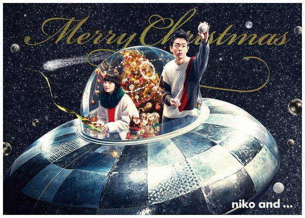 【Photographer 薄井一議】niko and …  TIMES  CHRISTMAS