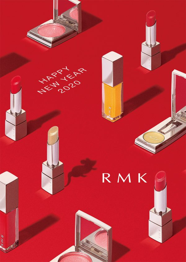 【Photographer 楠神英晴】RMK「NEW YEAR 2020」