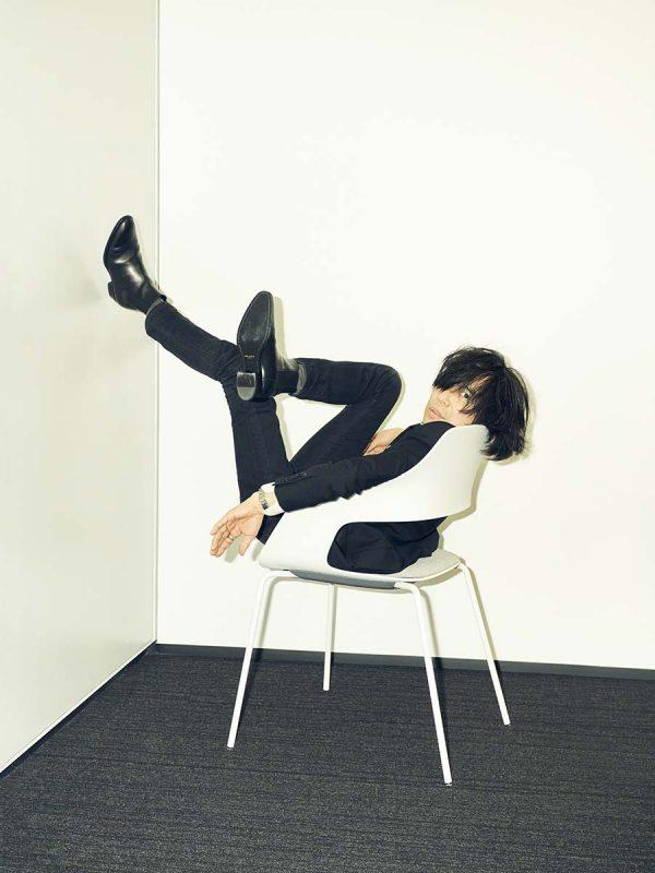 【Photographer 森山将人】Rolling Stone Japan 宮本浩次